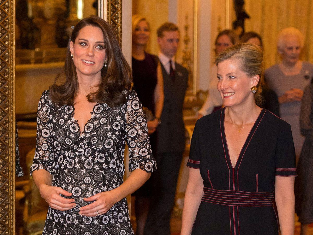 Foto: Kate y Sophie, en una imagen de archivo. (Reuters)