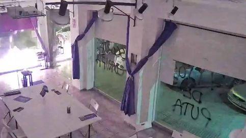 Pablo Iglesias denuncia un ataque con explosivos de la ultraderecha a una sede