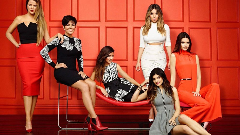 Foto: 'Keeping up with the Kardashians'. (E!)