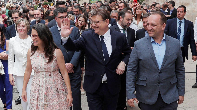 Ximo Puig monta un Consell continuista en lo económico y con solo dos independientes