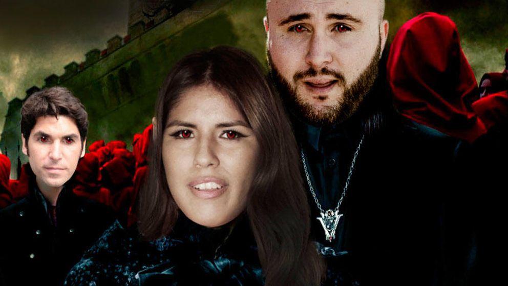 El clan Rivera que 'nos chupará' la sangre por Navidad