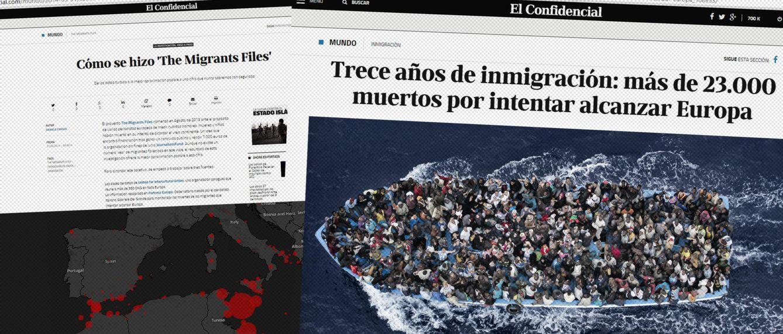 Foto: Un proyecto de 'El Confidencial' gana el European Press Prize