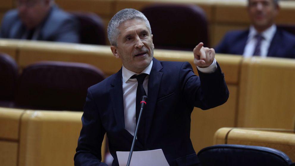 La oposición estrecha el cerco a Marlaska ante el fin de la separación de poderes