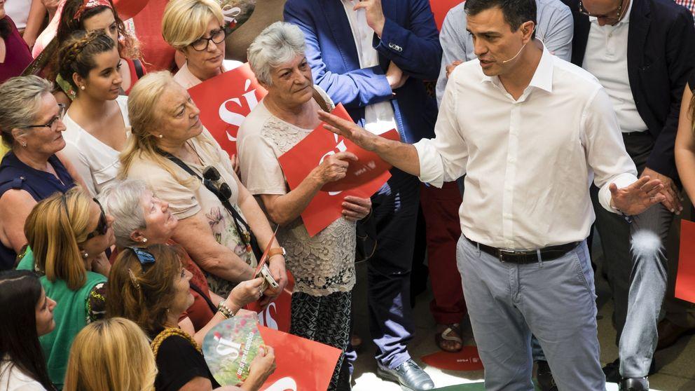 El CIS pronostica el cataclismo del PSOE