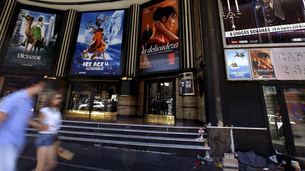 La otra debacle española del Mundial: cines vacíos y cerrados