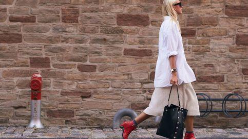 15 faldas impecables y perfectas para llevar a la oficina