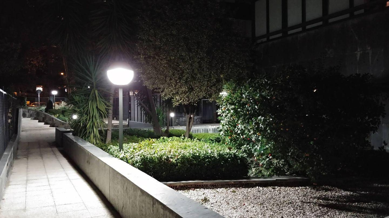 Fotografía nocturna V30.