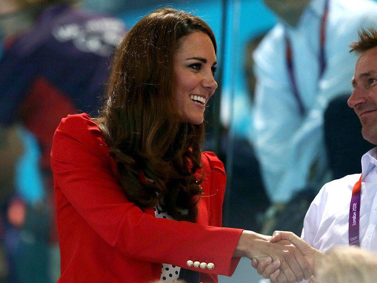 Foto: Kate Middleton, en 2012. (Getty)
