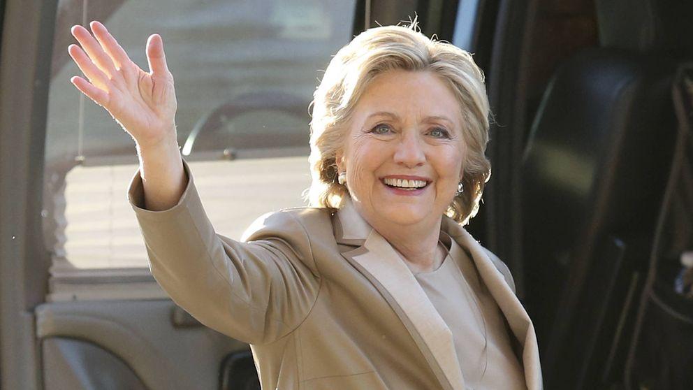 Con Gaga y Bon Jovi: las últimas horas de Hillary Clinton antes de ¿volver? a la Casa Blanca