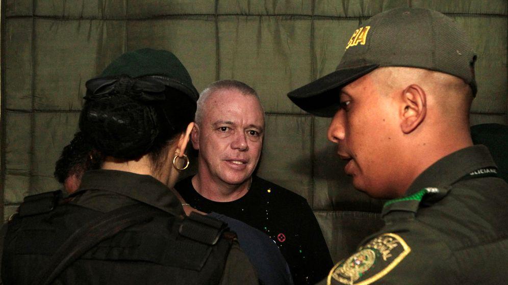 Foto: Jhon Jairo Velasquez, conocido como Popeye. (Reuters)