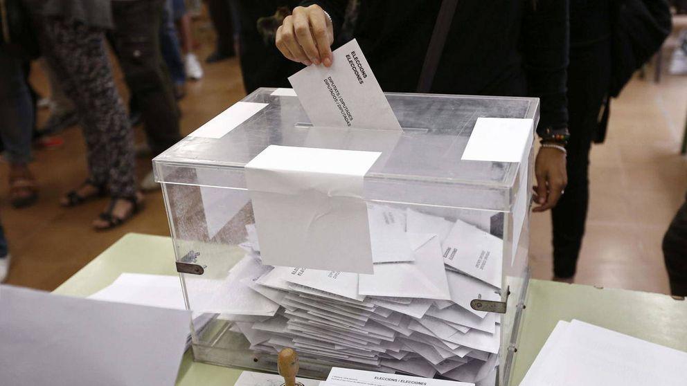 En directo: datos provisionales de participación elecciones Cataluña