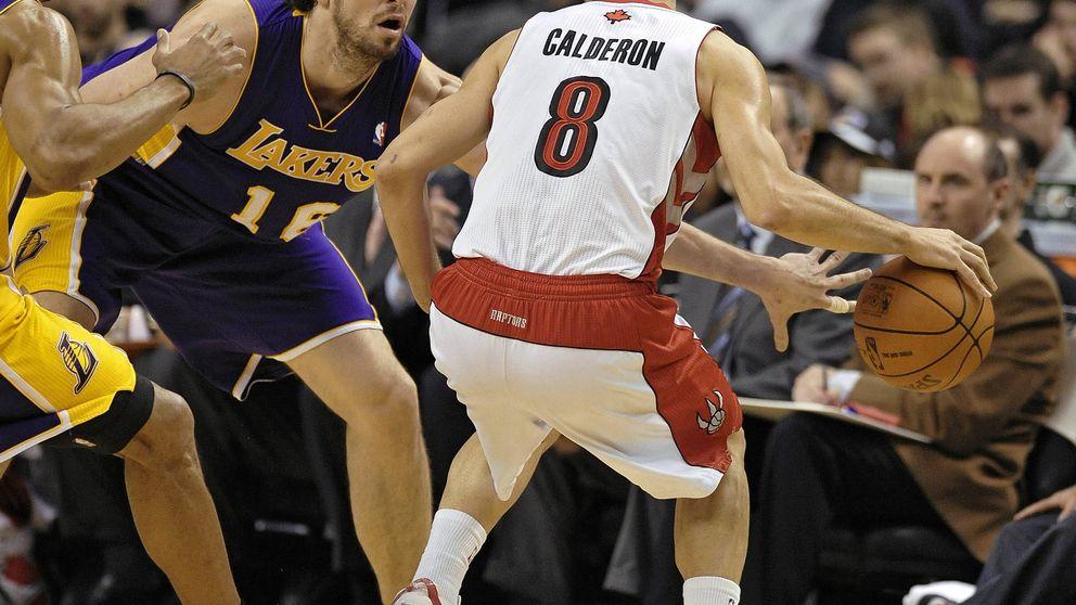 Calderón se marcha a los Lakers para que los Bulls hagan hueco a Wade