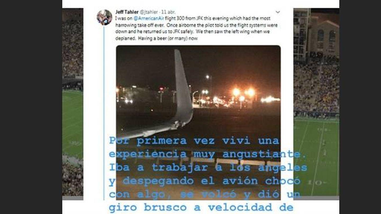 Rocío Crusset relata en redes sociales su experiencia. (IG)
