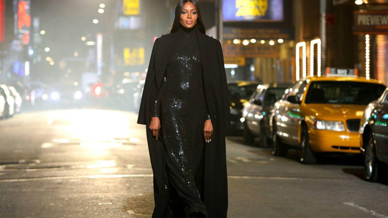 Irina Shayk, Naomi Campbell y Bella Hadid desfilan por las calles de Nueva York