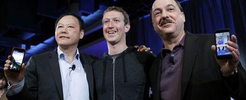 Foto: La gran remodelación de Facebook pasa por controlar tu móvil