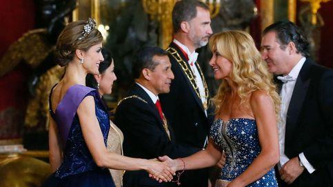 La Cenicienta Letizia y la Sirenita Koplowitz, cara y cruz en el Palacio Real