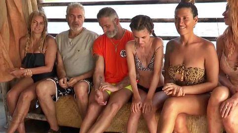 'Supervivientes 2021' destierra a un concursante de la isla al barco encallado