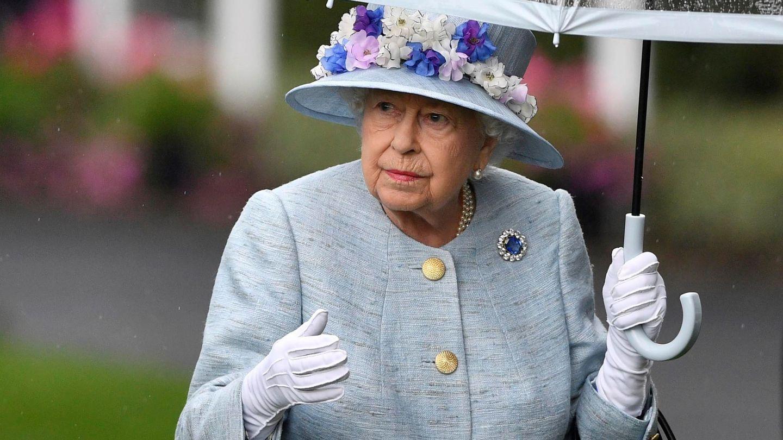 La reina Isabel II. (EFE)