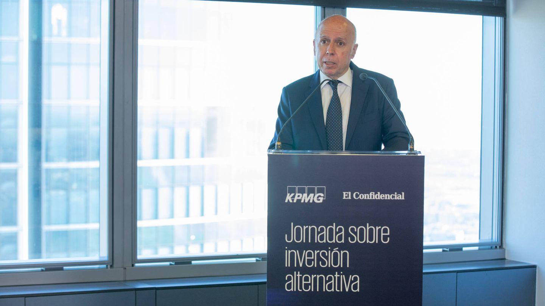 Hilario Albarracín, presidente de KPMG en España.