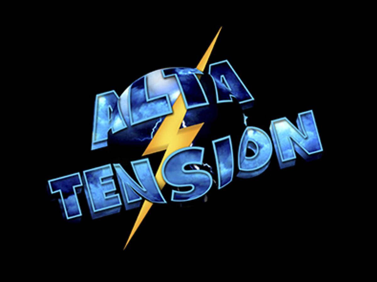 Foto: Logotipo de 'Alta tensión'. (Gestmusic)