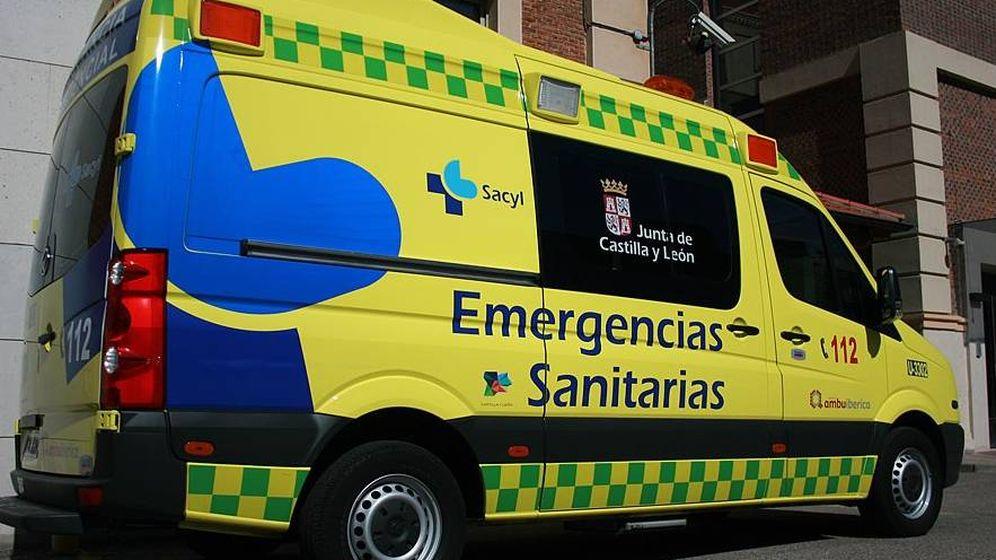 Foto: Servicio de Emergencia del 112 de Castilla y León (112 Castilla y León)