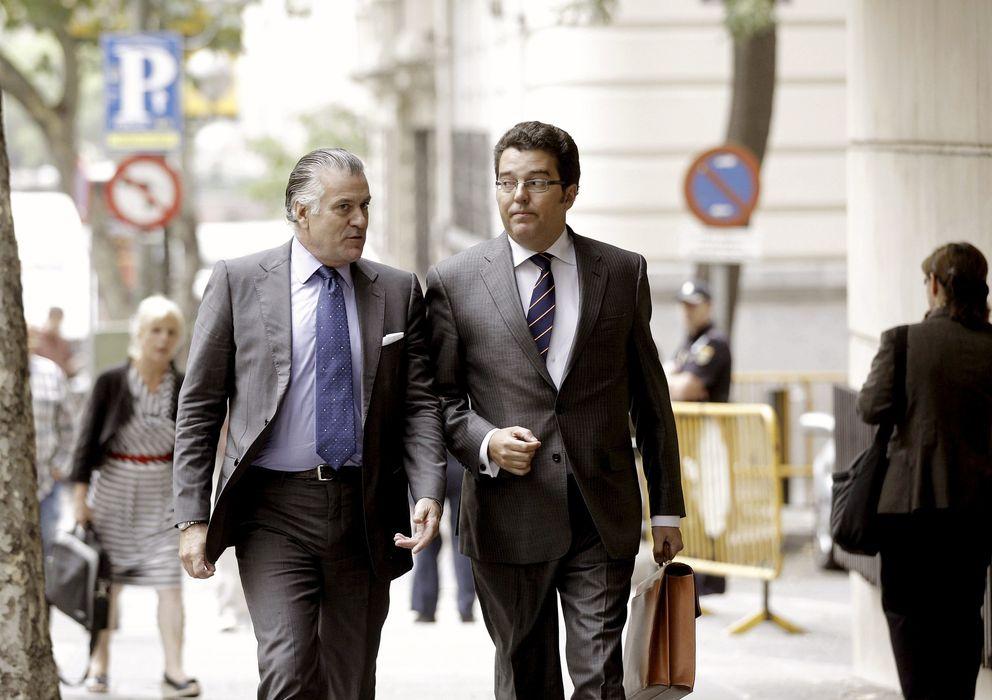 Foto: Fotografía de archivo del extesorero y exsenador del PP Luis Bárcenas. (EFE)