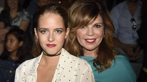 Andrea, la hija de Belinda Washington, debuta como modelo de lencería