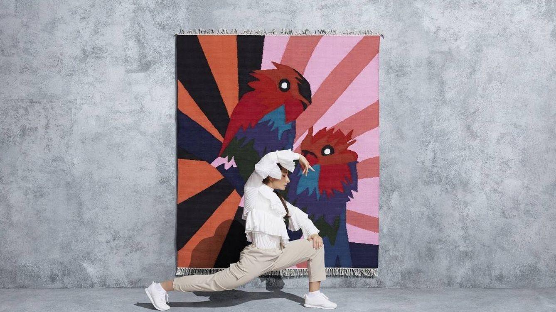 Vuelve Art Event: la colección exclusiva de alfombras de Ikea