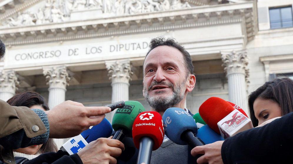 Foto: El portavoz addjunto de Ciudadanos en el Congreso, Edmundo Bal. (EFE)