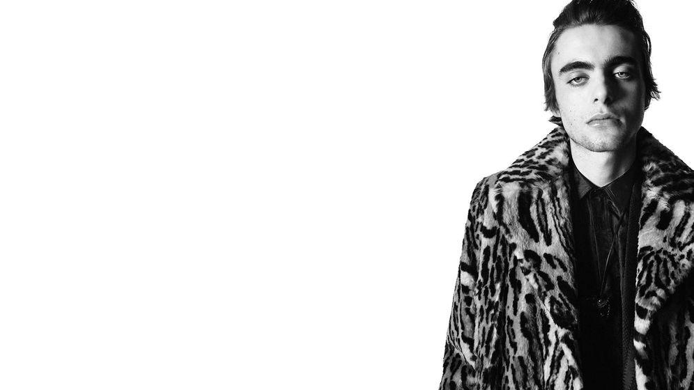 Foto: Lennon Gallagher para Saint Laurent.