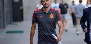 Post de El cerebro de la España de Luis Enrique pasa por el Real Madrid y no por Koke