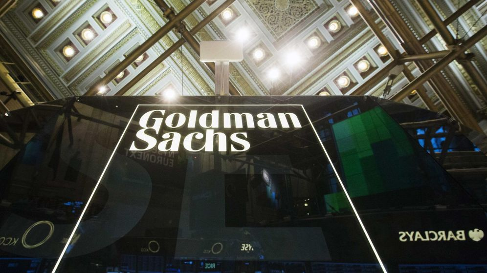 Foto: Imagen del logo de Goldman Sachs. (Reuters)