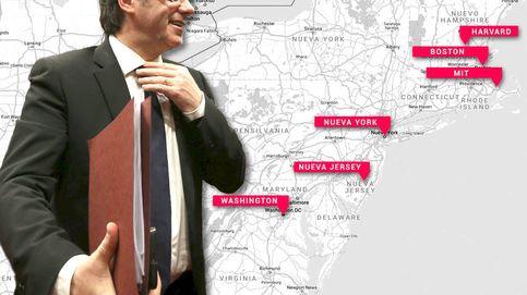 'Tour' de Puigdemont para promocionar el 'procés': Harvard, Boston, Nueva York...