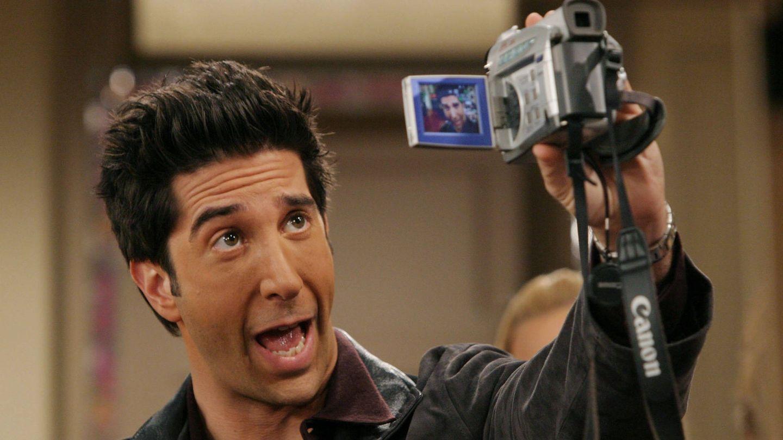 Ross es el protagonista de 'Friends'