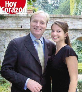Foto: El hijo de Borbón-Parma se casará el 20-N