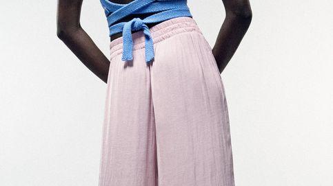 Looks de invitada con pantalones: ficha estos de Sfera, Zara y H&M