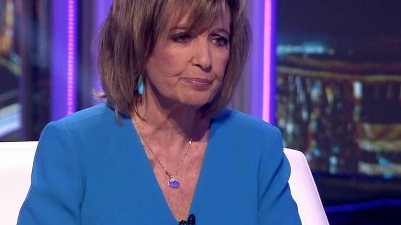 María Teresa Campos, en el plató de 'Arusitys Prime'. (Antena3).