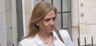 Post de Primeras imágenes de la infanta Cristina tras conocerse la decisión del Supremo sobre Urdangarin