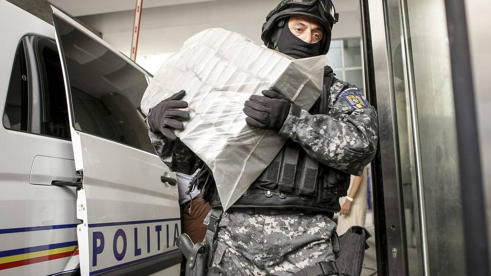 Foto: Un cargamento de cocaína, procedente de Países Bajos, es interceptado en Rumanía. (Reuters)