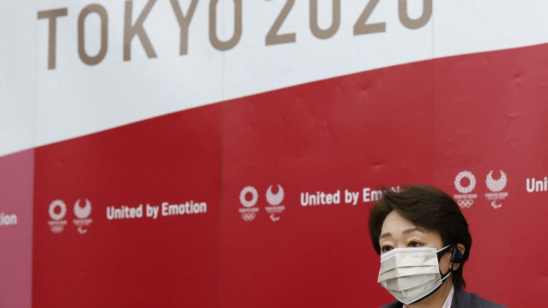 Seiko Hashimoto. (EFE)