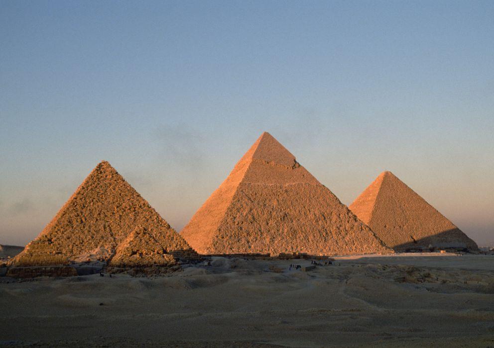 Historia: El misterio de la construcción de las pirámides