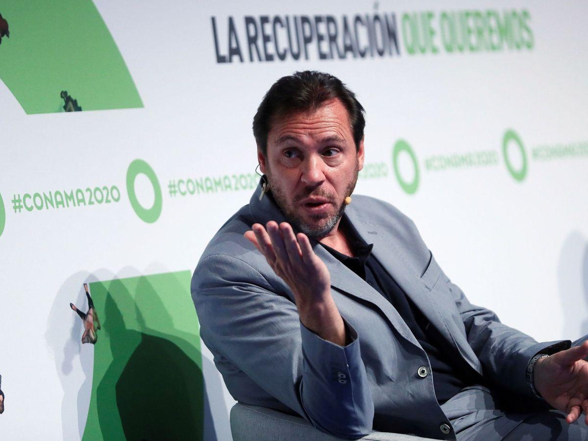 Foto: El alcalde de Valladolid, Óscar Puente. (EFE)