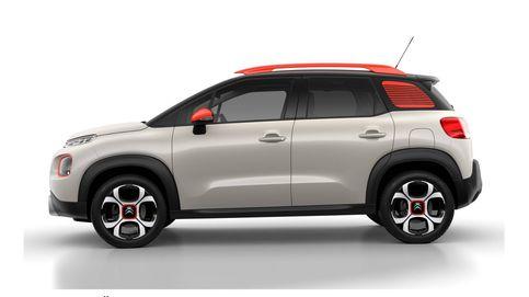 Citroën lanza el C3 Aircross, su todocamino pequeño, desde 14.000 euros