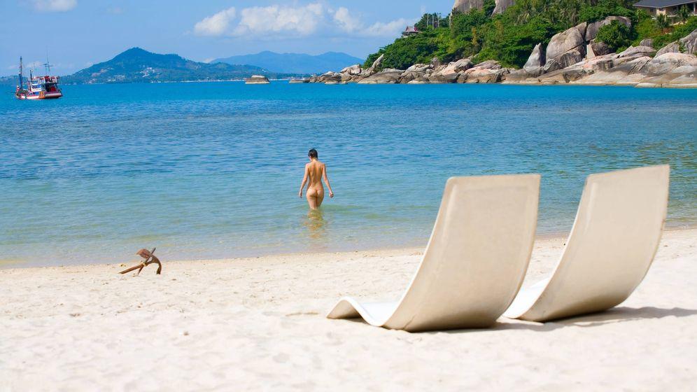 Chica desnuda nudista playa Nude Photos 12