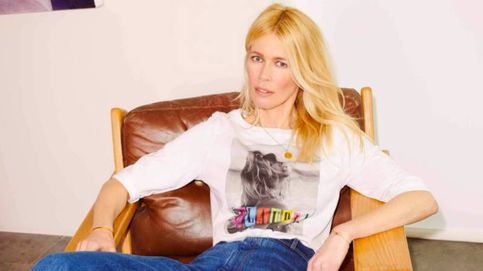 La colección cápsula de Claudia Schiffer