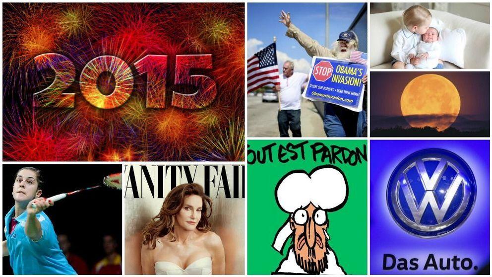 ¿Qué recuerdas de 2015? Ponte a prueba con este test sobre el año que termina