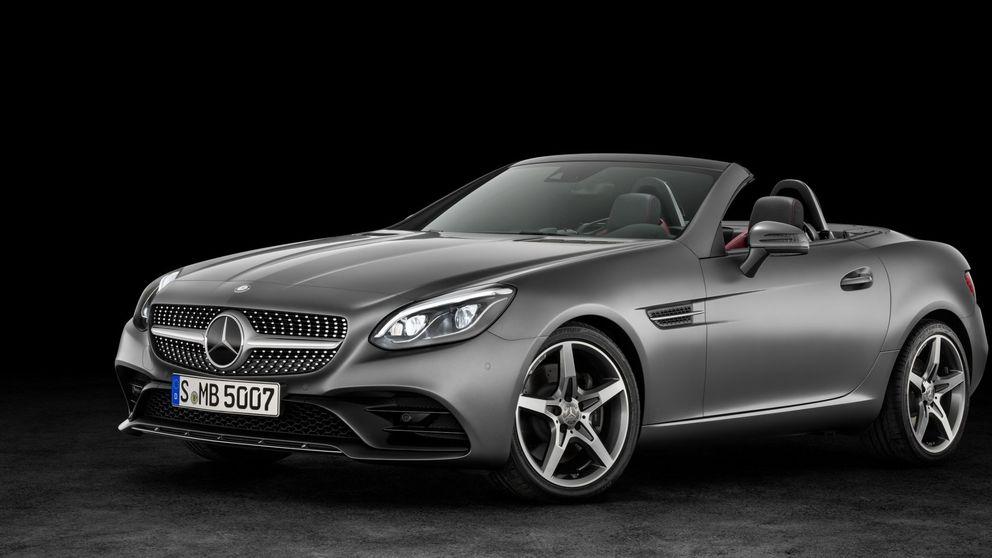 Mercedes SLC, cambio de nombre para celebrar sus 20 años