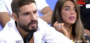 Post de Fabio y Violeta se enfrentan a la puñalada inesperada de Julen, su exnovio