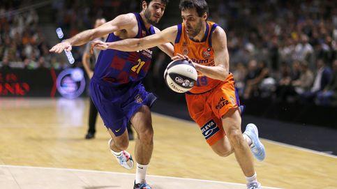 Nikola Mirotic no evita el trastazo del Barcelona en los cuartos de la Copa del Rey