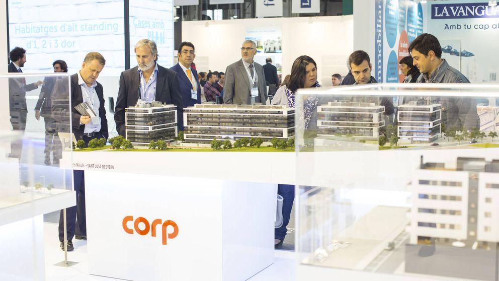 El grito sordo del sector inmobiliario en el Barcelona Meeting Point